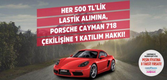 Petlas Porsche Çekilişi