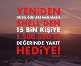 Shell Akaryakıt Çekilişi Talihlileri