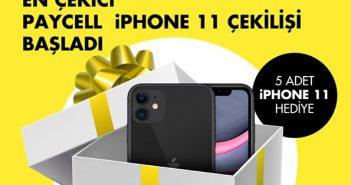 Turkcell Paycell iPhone 11 Çekilişi Talihlileri